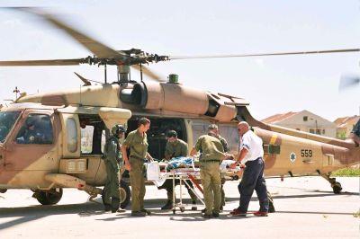 Staff at Rabin Medical Center using modern technology to work internationally.
