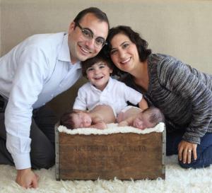 Natalie Gerber & Family 2014