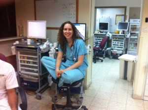 Pictured is Dana Yelin, experienced doctor at Rabin Medical Center
