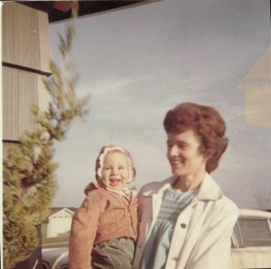 AB & Mom